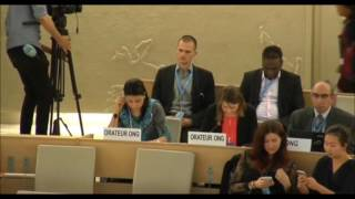 32nd session of the Human Rights Council - Item 3 - Ms. Gorzkowski Julie - French (original)