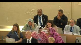 32nd session of the Human Rights Council - Item 4 - Ms Alessia Vedano