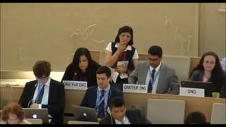 33rd session of the Human Rights Council - Item 4 - Ms Lamia Fadla (English)