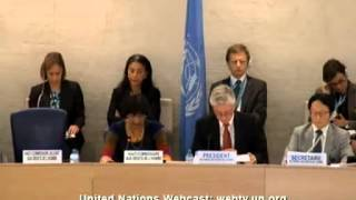 24 Session of the Human Rights Council - Opening Statement of the High Commissionner
