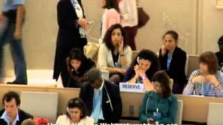 24 Session of the Human Rights Council - Item 7 - Ms. Hanine Hassan