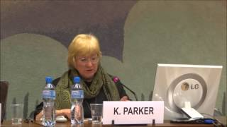 Side-event - Give Peace a Chance: Karen Parker