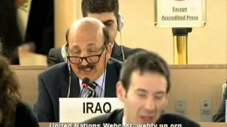 Right of Reply - General Segment 25th Session Human Rights Council rights