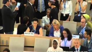 GD item 7, 23 june 2014, 26th Regular Session of Human Rights Council