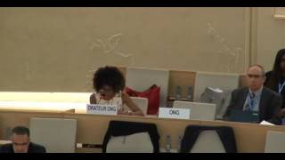 35th Session of the Human Rights Council - GD Item: 5 - Ms Ife Kolade 19 June 2017