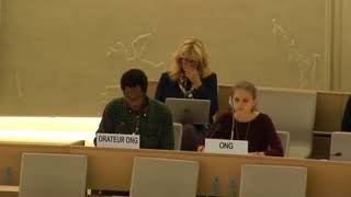 36th Session of the Human Rights Council - ID on Human Rights in South Sudan - Mr. Mutua K. Kobia 18 September 2017