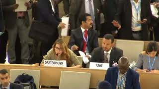36th Session of the Human Rights Council - GD Item 4 - Ms. Jennifer D. Tapia 20 September 2017