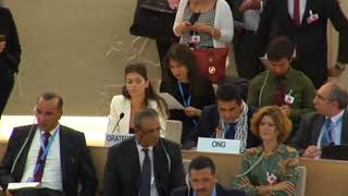 36th Session of the Human Rights Council - GD Item 7 - Mr. Badee Aldwaik 25 September 2017