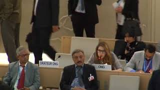 36th Session of the Human Rights Council - UPR Finland - Ms. Jennifer D. Tapia 21 September 2017