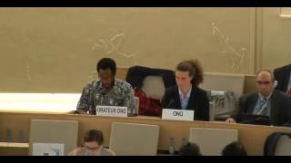 35th Session of the Human Rights Council - GD Item: 8 - Mr Mutua Kobia 19 June 2017