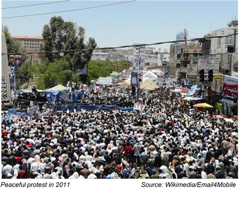 Working Toward Peace in Yemen: Building on the Security