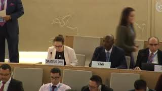 37th Session: Item 9: General Debate - Ms. Alessandra Zanzi, 20 March 2018