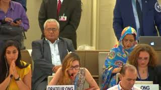 HRC 38th Session: Item 4 General Debate - Jennifer D. Tapia, 27 June 2018
