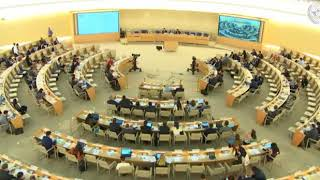 HRC 38th Session: Item 4 General Debate - Sheefa Shaik, 27 June 2018