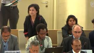HRC 38th Session: Item 5 Report of the WG on Business and Human Rights - Mutua K. Kobia, 28 June 2018