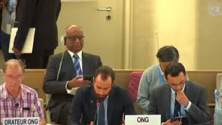 39th Session Human Rights Council - Item 2 General Debate - Konstantinos Kakavoulis