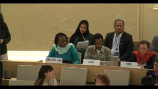 34th Session of the Human Rights Council - ID: Commission on South Sudan  - Mr Mutua Kobia - 14 March 2017