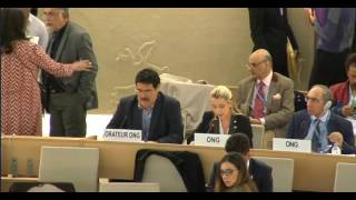 34th Session of the Human Rights Council - GD Item: 4 - Ms Alice Wickens - 15 March 2017