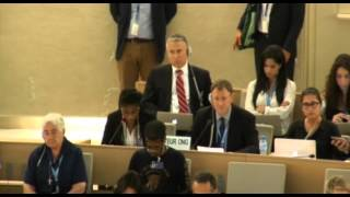 29th Regular Session of Human Rights Council - 34th Meeting: Item 7 - Ms. Ifeoluwa Kolade