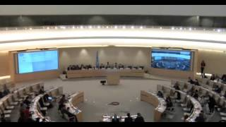 31st Session of the Human Rights Council - Item 9 - Ms Lamia Fadla - English