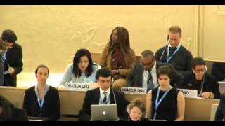 31st Session of the Human Rights Council - Item 4 - Ms Lamia Fadla