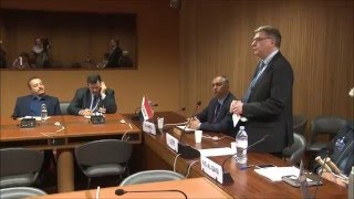 Side event on the Human Rights situation in Iraq - 10 March 2016 - United Nations, Geneva - Part 1/3