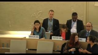 32nd session of the Human Rights Council - Item 3 - Ms. Gorzkowski Julie - French (original) / Full
