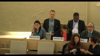 32nd session of the Human Rights Council - Item 3 - Ms. Gorzkowski Julie - English - Full