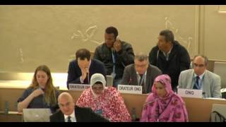 32nd session of the Human Rights Council - Item 4 - Mr. Jan Lönn