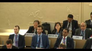 32nd session of the Human Rights Council - Item 2 - Mr Naji Haraj - English