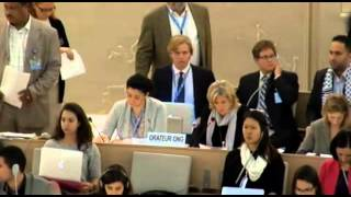 23 Session of the Human Rights Council - Item 7