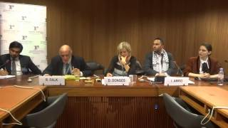 Side-event: Human Rights in Palestine, 11 June 2013, Dr. Richard Falk