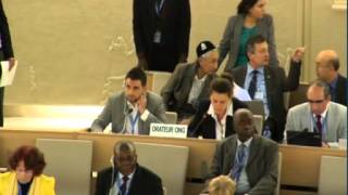 Valérie de Chambrier Item 4 GD 25th Session of Human Rights Council (English)