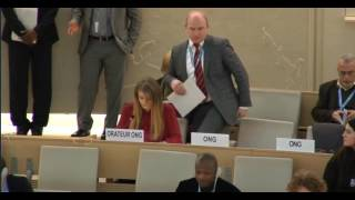 34th Session of the Human Rights Council - GD Item: 6 - Ms Lisa-Marlen Gronemier - 17 March 2017