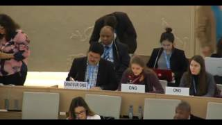 34th Session of the Human Rights Council - GD Item: 2 - Ms Lisa-Marlen Gronemier - 23 March 2017