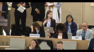 35th Session of the Human Rights Council - GD Item: 2 - Ms Ife Kolade 7 June 2017