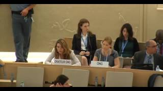 35th Session of the Human Rights Council - GD Item: 7 - Ms Jennifer Tapia 19 June 2017