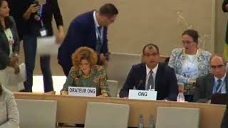 36th Session of the Human Rights Council - GD Item 6 - Ms. Tagrid Jabarin-Jassar 25 September 2017