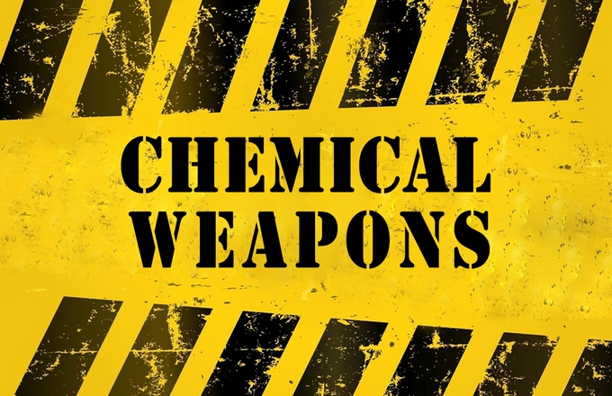 Image result for chemical weapons""