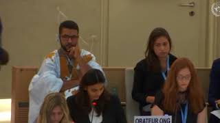 HRC38th Session - Panel Discussion on Advancing women's Rights in Access to ICTs - Sheefa Shaik, 22 June 2018