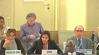 42nd Session UN Human Rights Council - Criminal Charges for Children and Death Penalty under UPR of Brunei Darussalam - Aqsa Hussain