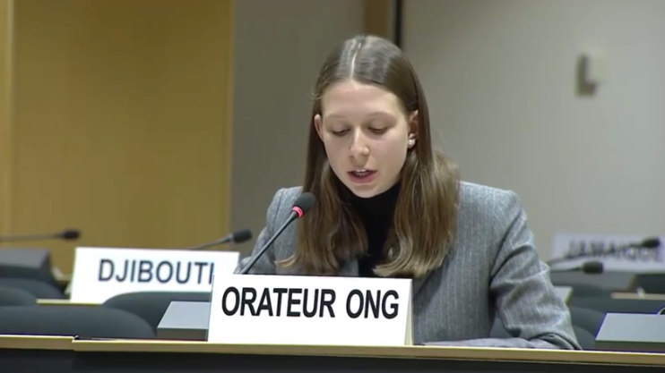 45th Session UN Human Rights Council- The Need to Address Root Causes of Racism - Malina Gepp