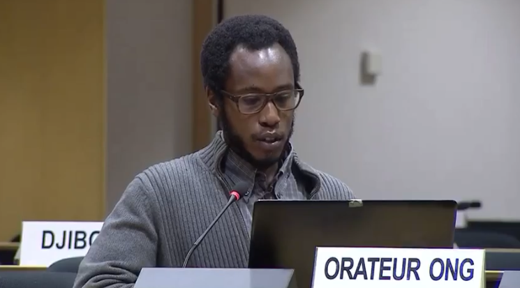 45th Session UN Human Rights Council - Targeting of IDPS by Armed Groups - Mutua K. Kobia