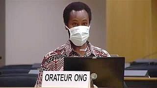 43rd Session UN Human Rights Council - Urgent Debate: Systemic racial injustices and failed criminal justice systems - Mr. Mutua K. Kobia