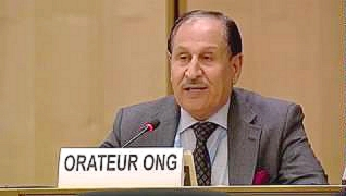 43rd Session UN Human Rights Council - Violent repression from Iraqi authorities against demonstrators during Item 4: General Debate - Mr. Naji Haraj