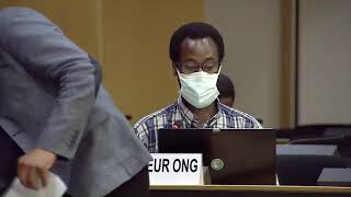 44th Session UN Human Rights Council - Children in Armed Conflict - Mutua Kobia