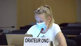 44th Session UN Human Rights Council - Violence Against Children during COVID-19 - Eva Kehoe