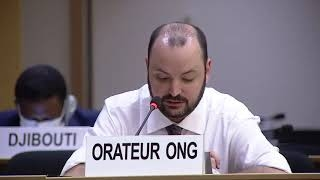 45th Session UN Human Rights Council - Human Rights Violations in Venezuela under General Debate Item 2 - Mathieu Fournier