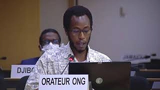 45th Session UN Human Rights Council - Modern Day Slavery during COVID-19 Pandemic - Mutua K. Kobia