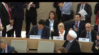 34th Session of the Human Rights Council - GD Item: 3 - Ms Alice Wickens - 10 March 2017